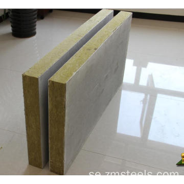 Brand Märkt Bra Rockwool Steel Sandwich Panel