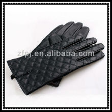 customized logos full hand embroidery glove
