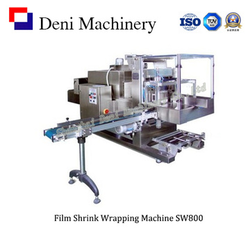 Film Shrink Wrapping Machine for Bottles