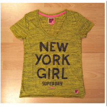 Women′s Slub T-Shirt
