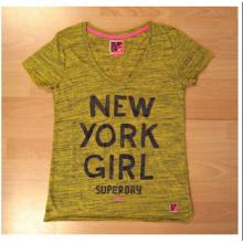 Camiseta Slub Mujer