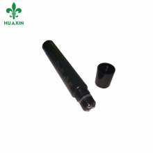 Plastic white pom tube airless pump tube natural pom tube
