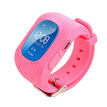 Smart Anti-lost Kids Wrist Watch GPS Tracker