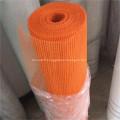 Tissu de fibre de verre orange 145g