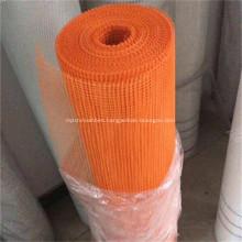 145g Orange Fiberglass Mesh Cloth