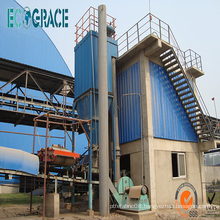 High Temperature Resistant Dust Collector for Waste Incinerator