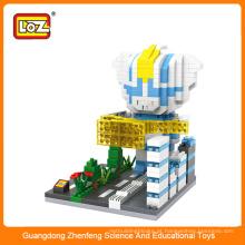 Loz brinquedo, brinquedos figura de ação, jogos 3d puzzles