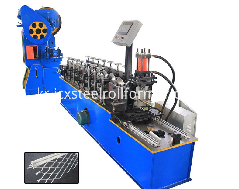 Angle Bead Profile Machine