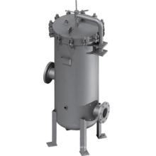 Filtros de cartucho de tratamiento de agua mineral para tratamiento de agua de acero inoxidable