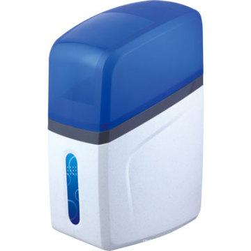 Descalcificador de água doméstico