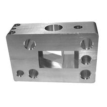 Custom cnc spare parts