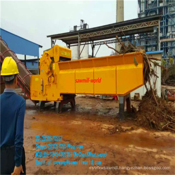 High Efficiency Best Quality Crusher Wood Machine