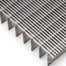 Grille / grille d'échelle en acier inoxydable