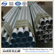 supply ASTM A53/A106 API5L GR.B galvanized seamless steel pipe