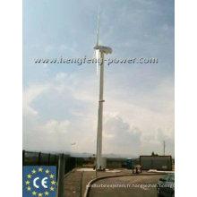 Direct vent entraînés générateurs 100KW faibles vibrations & bruit