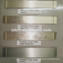 AgCuFe trimetal strip fir stamping manufacturing