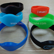 LSR Liquid Smart Silicone Bracelet Watch