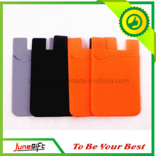 Silicone Mobile Card Pocket Atacado