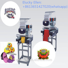 BIG Surprise 1200SPM single head household /commercial /testing embroidery machine