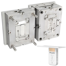 multi cavity precision shell molding maker custom power board switch mold electrical sockets injection plastic mould