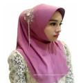 Wunderbare Stoff Frauen Dame Mode muslimischen Brosche Hijab Schal Pins