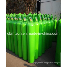 Cbmtech Steel Cylinders with Valves and Handles