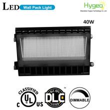 Dimmable 75watt impermeable LED Wall Pack Light