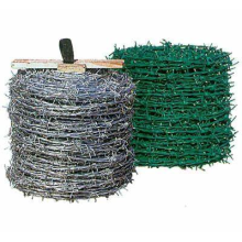 Factory price security hot dipped galvanized Barbed Wire