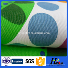 High Quality Cheap waterproof polyester canvas fabric for tent