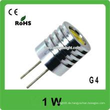 Hochleistungs G4 führte Lampe 1W CE und ROHS genehmigt