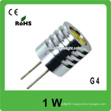 High power G4 led lamp 1W CE and ROHS approved