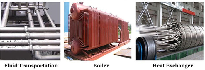 boioler tube application