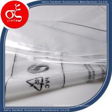Wholesale La bolsa de plástico de OPP para la ropa