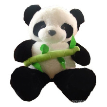 ICTI Audited Factory panda bear stuffed toys