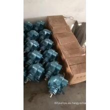 Bomba de engranaje KCB300 de alta calidad para aceite alimentario / aceite industrial