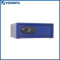 Electronic hotel safe deposit box for 3-5 stars hotel with card opening
