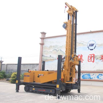 500 Meter Tiefe Big Crawler Water Well Drilling Rig