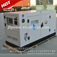 Generador diesel silencioso de 3 fases de 50hz 400V