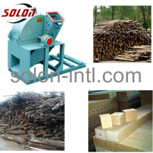 Tree branch crusher/timber crusher/sawdust making machine