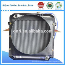 Radiador de tubo de aluminio para dongfeng 3045.1301.030