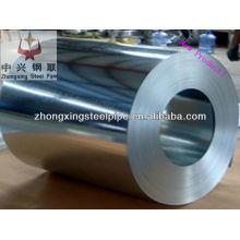 G90 quente mergulhado galvanizado bobina de aço sgcc/spcc