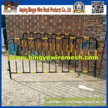 Vorübergehender geschweißter Zaun / PVC Temporärer Zaun