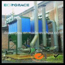 Filtro de polvo industrial de alta eficiencia