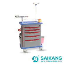 SKR054-ET ABS Instrument Utility Trolley
