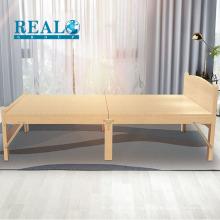 Design moderno simples murphy dobrável cama de madeira espaço de poupança cama berço