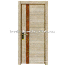 Puerta madera Interior de la piel de la puerta melamina