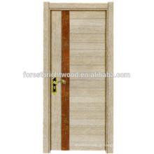 Melamina porta pele portoes de madeira