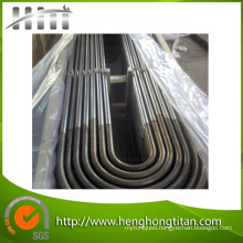 High Quality 304/316L Heat Exchanger Stainless Steel Seamless/Welded U Tubes