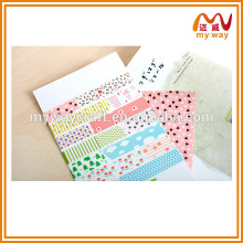 korean style fashion diary decoration stickers,diy photo frame stickers