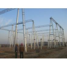110kv Estructura de la subestación Polo de acero